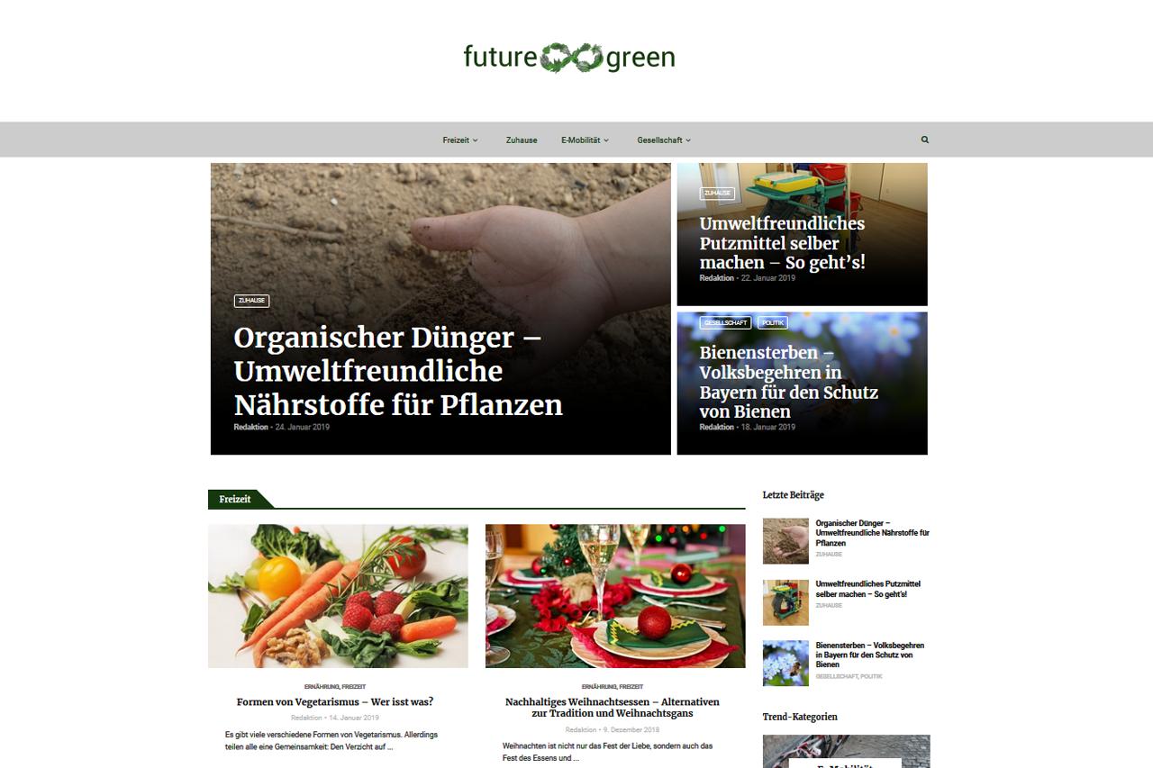 MKHL Media Future-Green Nachhaltigkeit
